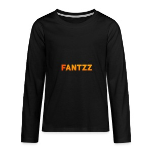Fantzz Clothing - Kids' Premium Long Sleeve T-Shirt