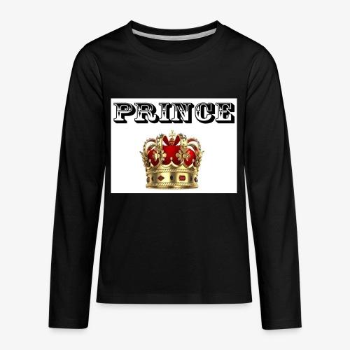 Prince - Kids' Premium Long Sleeve T-Shirt