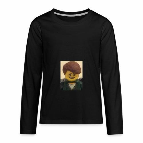 BCA90018 D270 44DA 90C7 A7C3825AA05C - Kids' Premium Long Sleeve T-Shirt