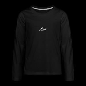 LW1 Basic Merch - Kids' Premium Long Sleeve T-Shirt