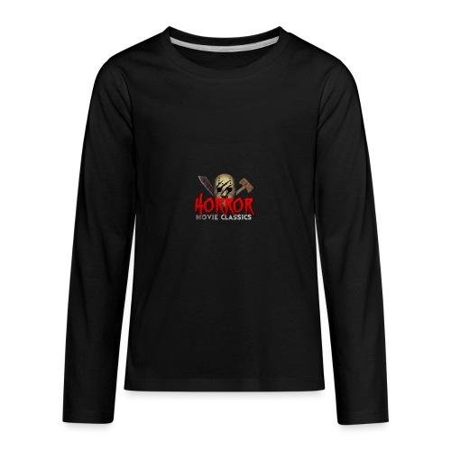 horror movie classics - Kids' Premium Long Sleeve T-Shirt