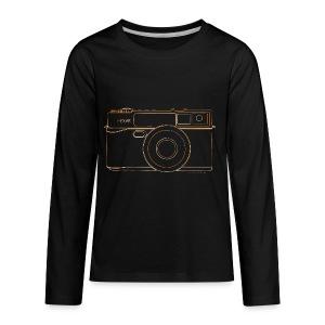 GAS - Hexar AF - Kids' Premium Long Sleeve T-Shirt
