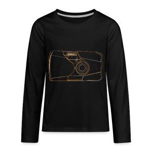 GAS - Olympus Stylus Epic - Kids' Premium Long Sleeve T-Shirt
