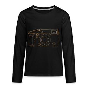GAS - Fuji X-Pro2 - Kids' Premium Long Sleeve T-Shirt