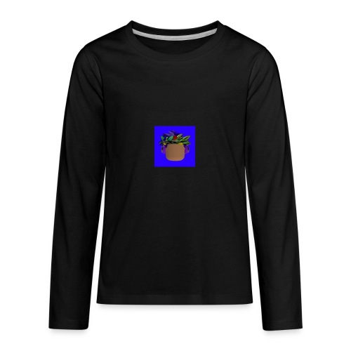 CoolGuy games logo - Kids' Premium Long Sleeve T-Shirt