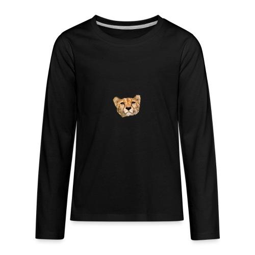 Be a cheatah merch original - Kids' Premium Long Sleeve T-Shirt