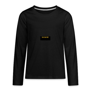 Screenshot 2018 02 11 at 9 38 09 PM - Kids' Premium Long Sleeve T-Shirt