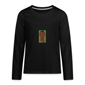 Kendrick - Kids' Premium Long Sleeve T-Shirt
