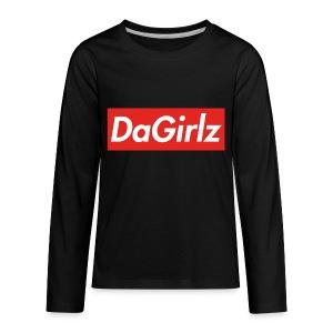 DaGirlz - Kids' Premium Long Sleeve T-Shirt