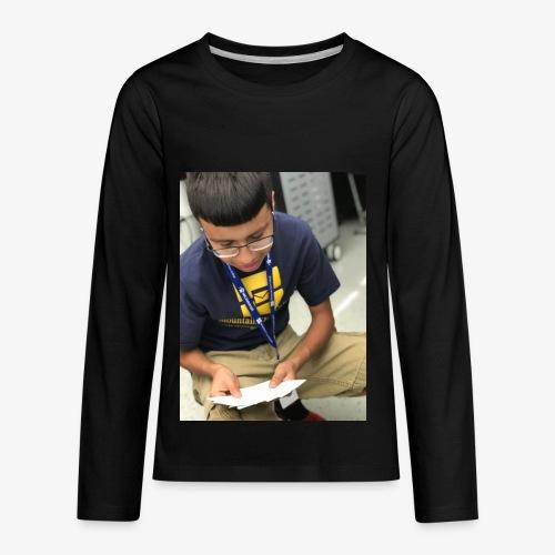 RG - Kids' Premium Long Sleeve T-Shirt