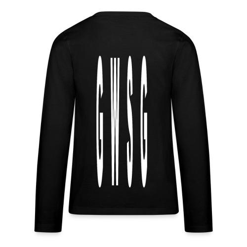 GWSG Type - Kids' Premium Long Sleeve T-Shirt