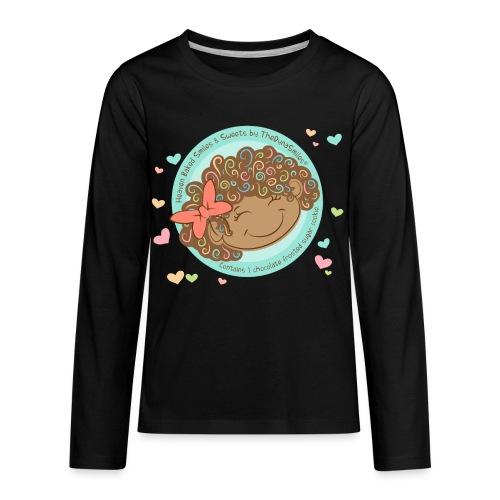 Sugar Cookie - Kids' Premium Long Sleeve T-Shirt