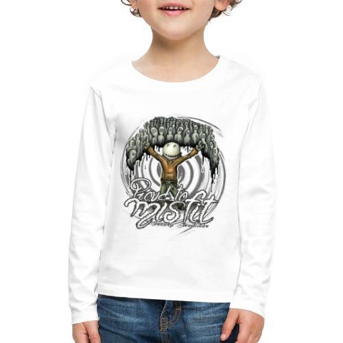 proud to misfit - Kids' Premium Long Sleeve T-Shirt