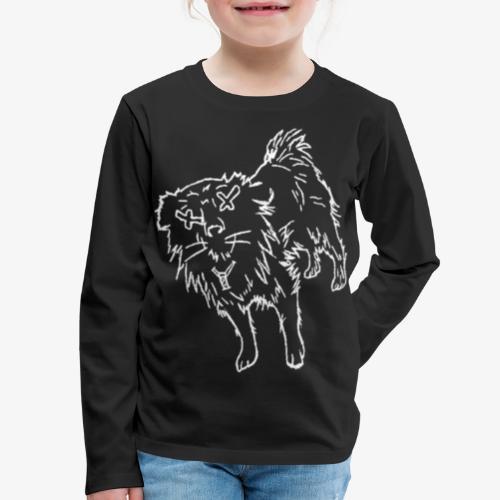 hammer edit 3 inv - Kids' Premium Long Sleeve T-Shirt