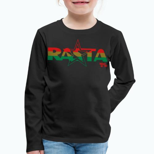RASTA - Kids' Premium Long Sleeve T-Shirt