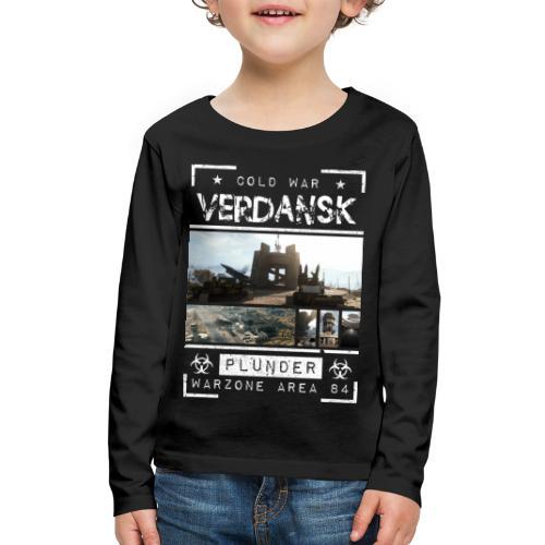 Verdansk Plunder - Kids' Premium Long Sleeve T-Shirt