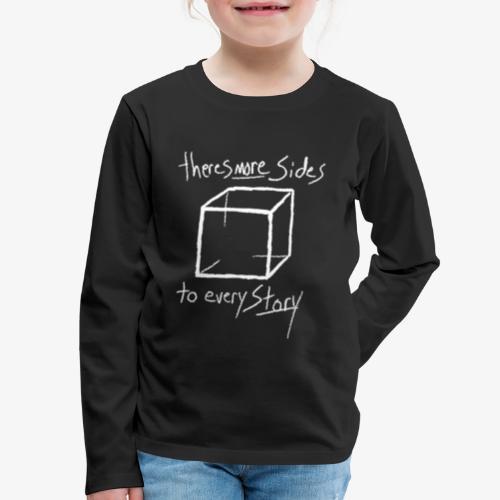 moresides inv - Kids' Premium Long Sleeve T-Shirt