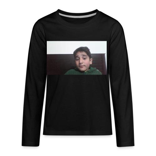 Dont Think Just BUY - Kids' Premium Long Sleeve T-Shirt