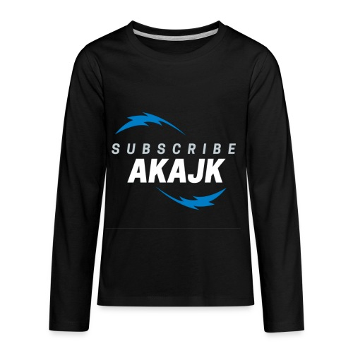 flash - Kids' Premium Long Sleeve T-Shirt