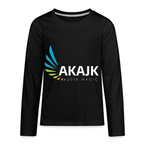 2018 Magic - Kids' Premium Long Sleeve T-Shirt