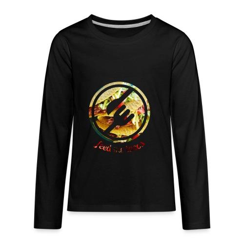 tacolife - Kids' Premium Long Sleeve T-Shirt