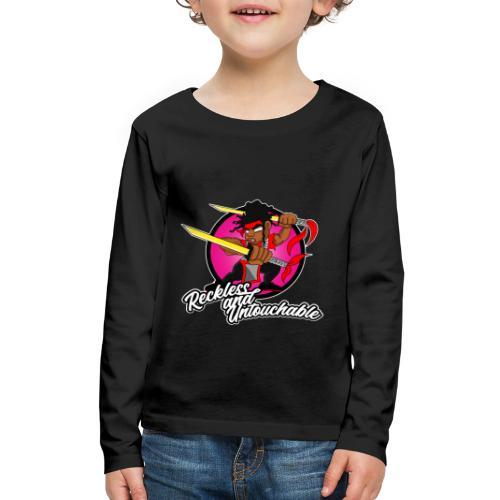 ru won 01 - Kids' Premium Long Sleeve T-Shirt