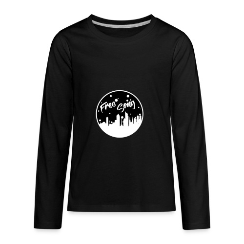 Free Song - Kids' Premium Long Sleeve T-Shirt