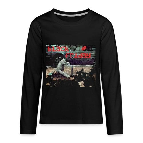 black friday - Kids' Premium Long Sleeve T-Shirt