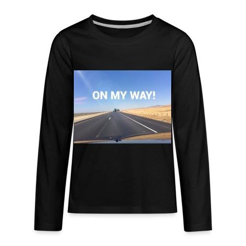 omw - Kids' Premium Long Sleeve T-Shirt