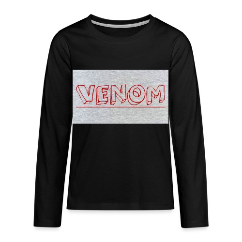 Venom - Kids' Premium Long Sleeve T-Shirt