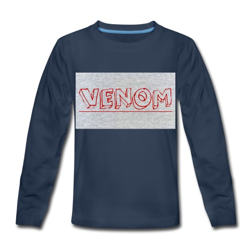Venom - Kids' Premium Long Sleeve T-Shirt