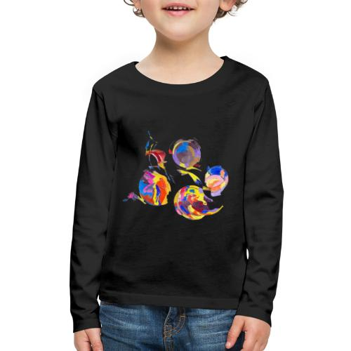 Galaxy - Kids' Premium Long Sleeve T-Shirt