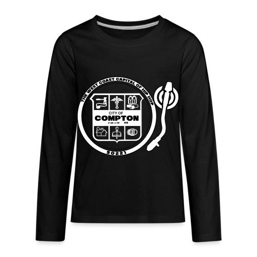 City of Compton - Kids' Premium Long Sleeve T-Shirt