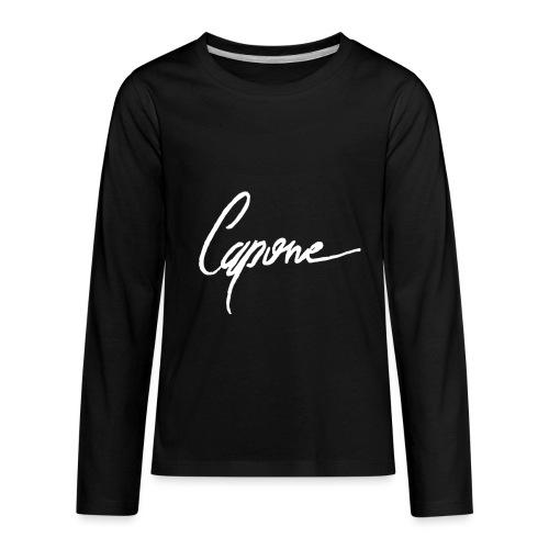 Capore final2 - Kids' Premium Long Sleeve T-Shirt
