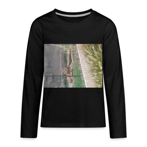 20181026 105125 - Kids' Premium Long Sleeve T-Shirt