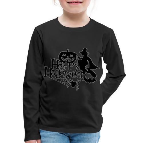 Happy Halloween - Kids' Premium Long Sleeve T-Shirt