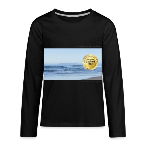 Beach Collection 1 - Kids' Premium Long Sleeve T-Shirt