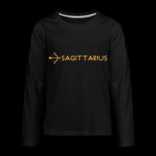 Sagittarius - Kids' Premium Long Sleeve T-Shirt