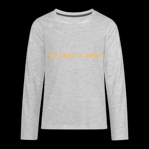 Sagittarius - Kids' Premium Long Sleeve T-Shirt