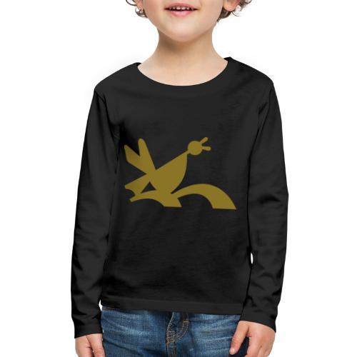 Kanoon Parvaresh - Kids' Premium Long Sleeve T-Shirt