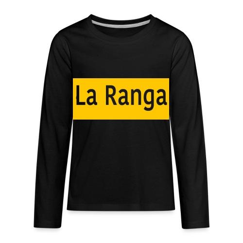 La Ranga gbar - Kids' Premium Long Sleeve T-Shirt