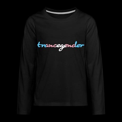 trancegender - Kids' Premium Long Sleeve T-Shirt
