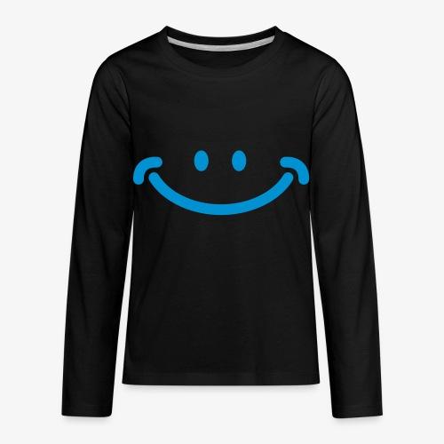 Happy Mug - Kids' Premium Long Sleeve T-Shirt