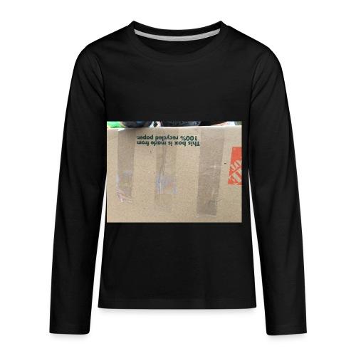 Kian - Kids' Premium Long Sleeve T-Shirt