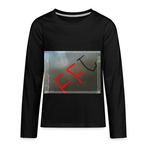 IMG 20180109 151422 953 - Kids' Premium Long Sleeve T-Shirt