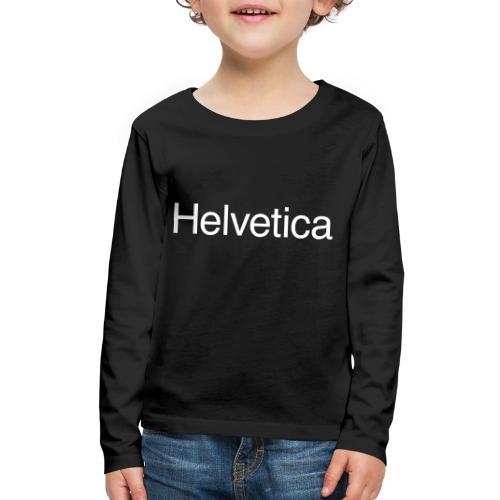Design 1 - Kids' Premium Long Sleeve T-Shirt