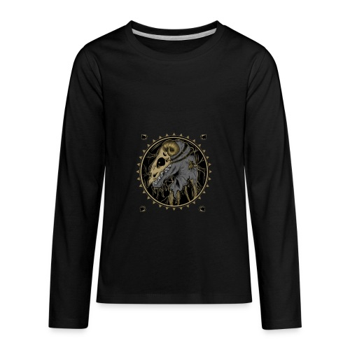 d8 - Kids' Premium Long Sleeve T-Shirt
