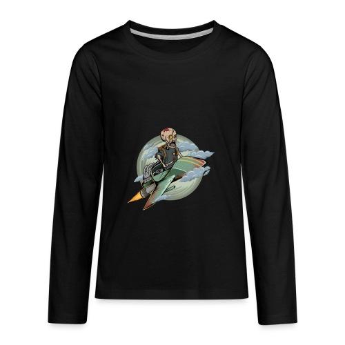 d9 - Kids' Premium Long Sleeve T-Shirt