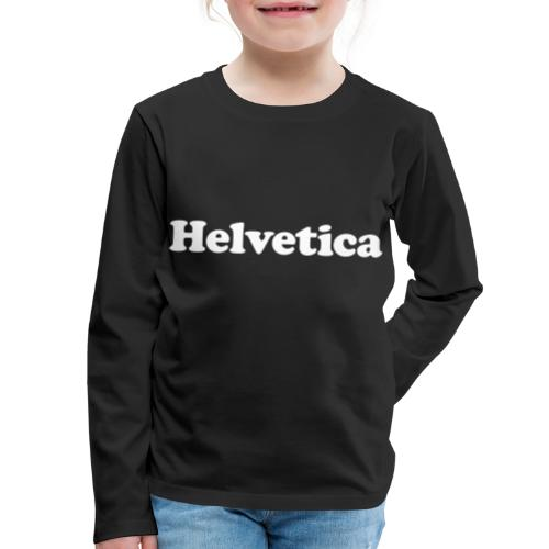 Design 3 - Kids' Premium Long Sleeve T-Shirt