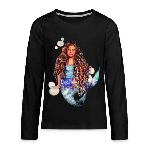 Mermaid dream - Kids' Premium Long Sleeve T-Shirt